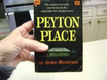 """Peyton Place"" Paperback Book - A Favorite From Our Past in Kingwood, Texas"
