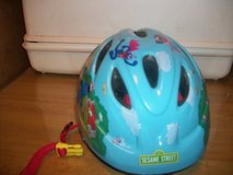#7000 SESAME STREET KIDS BICYCLE HELMET in Fort Hood, Texas